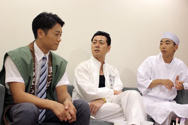 『わらいのまち』宅間孝行×永井大×柄本時生インタビュー_10