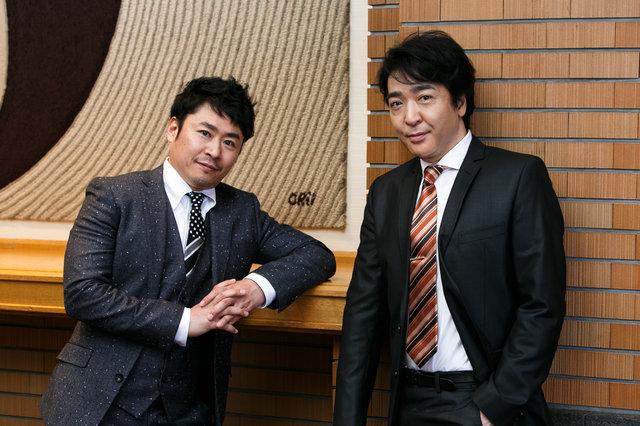 ミュージカル『パレード』石川禅と坂元健児にインタビュー!「じつは長い付き合いの僕たち・・・今回はがっちり絡みます!」