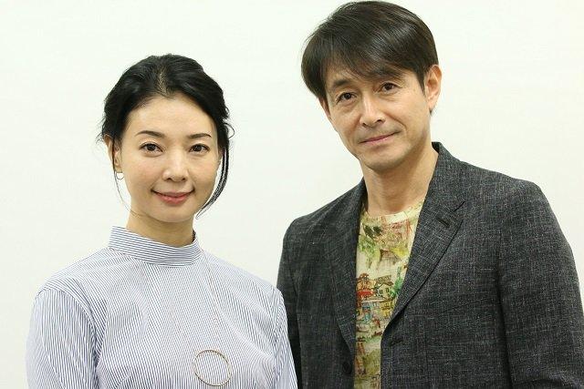 舞台『ローマの休日』吉田栄作×朝海ひかるインタビュー
