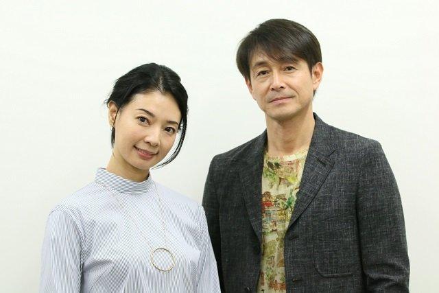 舞台『ローマの休日』吉田栄作×朝海ひかるインタビュー_10
