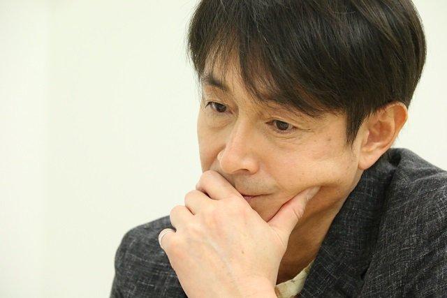 舞台『ローマの休日』吉田栄作×朝海ひかるインタビュー_5