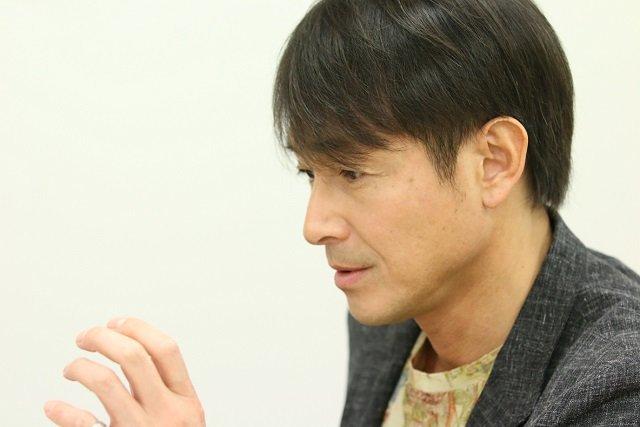 舞台『ローマの休日』吉田栄作×朝海ひかるインタビュー_7