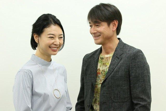 舞台『ローマの休日』吉田栄作×朝海ひかるインタビュー_8