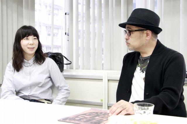 日本総合悲劇協会vol.6『業音』松尾スズキ×平岩紙インタビュー_4