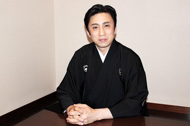 第一回日本舞踊未来座『賽=SAI=』松本錦升(市川染五郎)インタビュー
