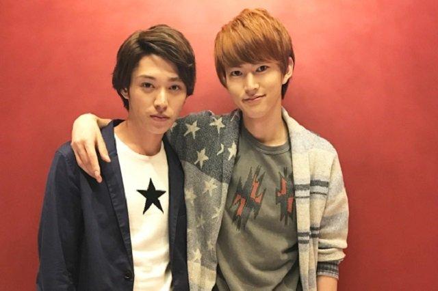 舞台『四月は君の嘘』対談インタビュー!安西慎太郎&和田雅成がお互いの魅力を語る