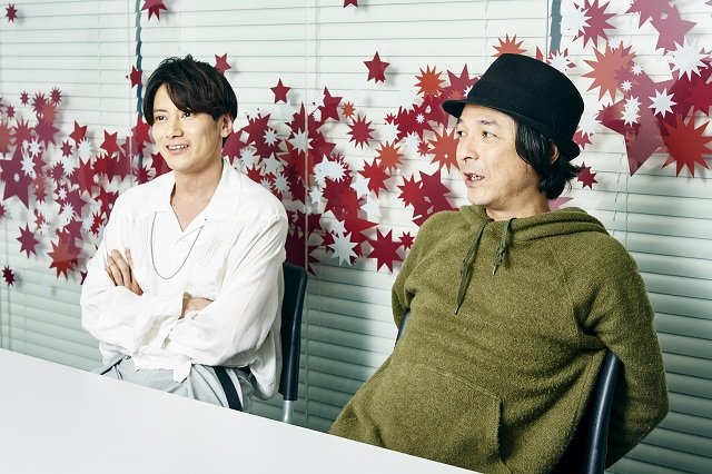 cube 20th. presents 音楽劇『魔都夜曲』小西遼生×河原雅彦インタビュー_2