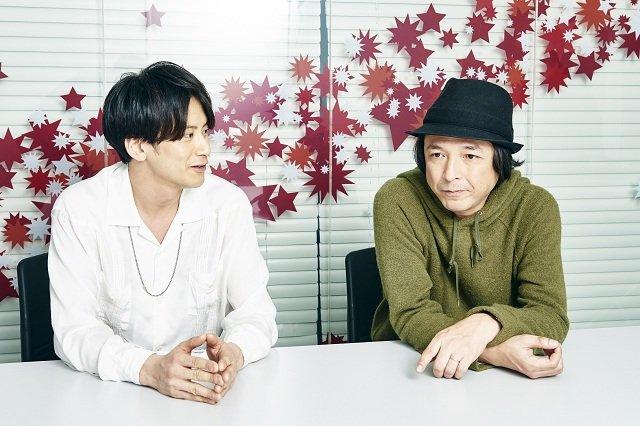 cube 20th. presents 音楽劇『魔都夜曲』小西遼生×河原雅彦インタビュー_7