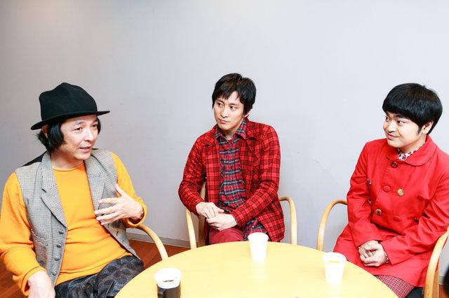 『人間風車』河原雅彦×成河×加藤諒インタビュー_5