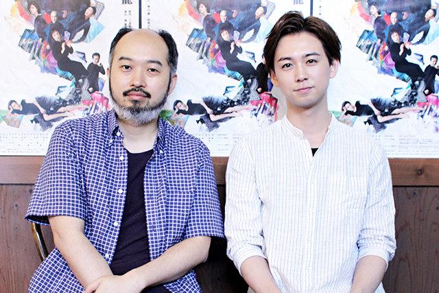 『怪談 牡丹燈籠』森新太郎×柳下大インタビュー