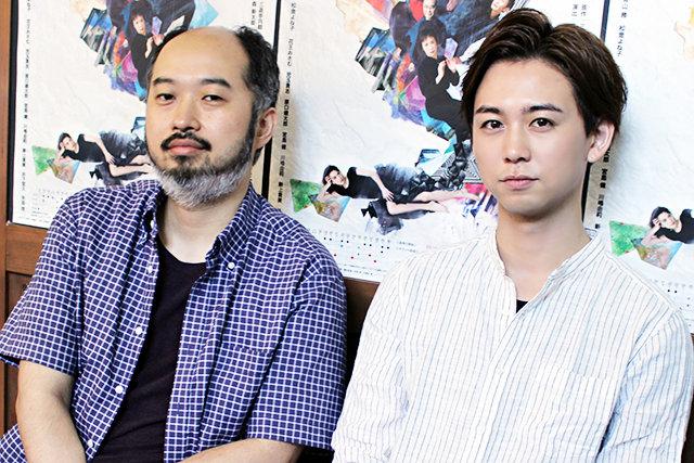 『怪談 牡丹燈籠』森新太郎×柳下大インタビュー_2