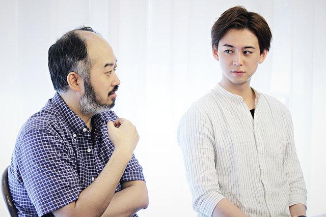 『怪談 牡丹燈籠』森新太郎×柳下大インタビュー_3