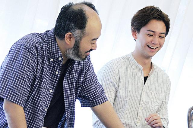『怪談 牡丹燈籠』森新太郎×柳下大インタビュー_4