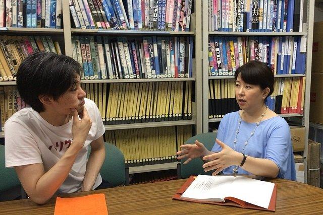 青年座『旗を高く掲げよ』石母田史朗×松熊つる松対談_6