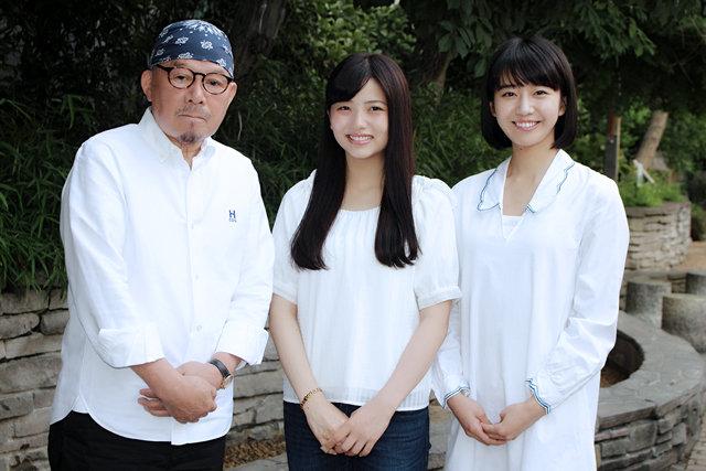 朗読劇『少年口伝隊一九四五』インタビュー