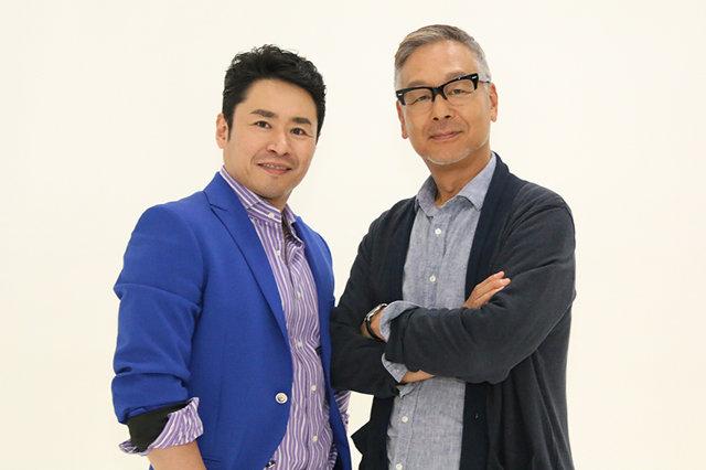 坂元健児&菅野こうめい『Finding Mr.DESTINY』インタビュー