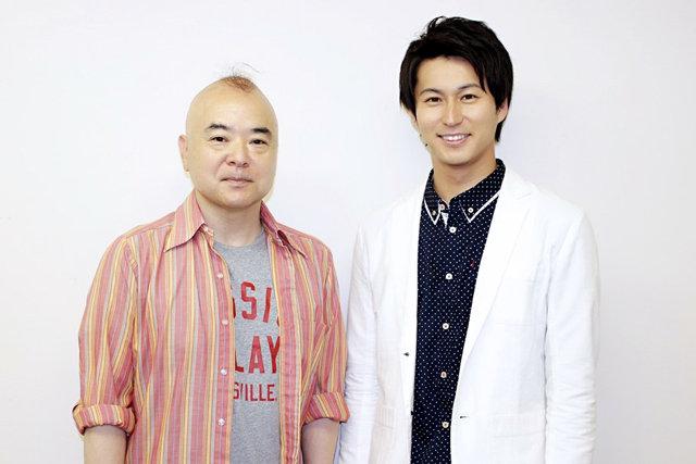 『向日葵のかっちゃん』三上真史&酒井敏也インタビュー