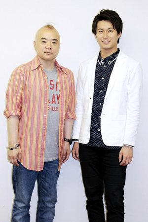 『向日葵のかっちゃん』三上真史&酒井敏也インタビュー_5