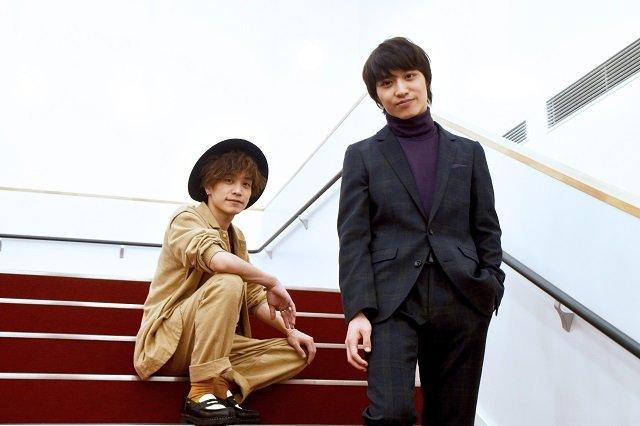 """劇団☆新感線『髑髏城の七人』Season月""""霧丸""""対談_4"""
