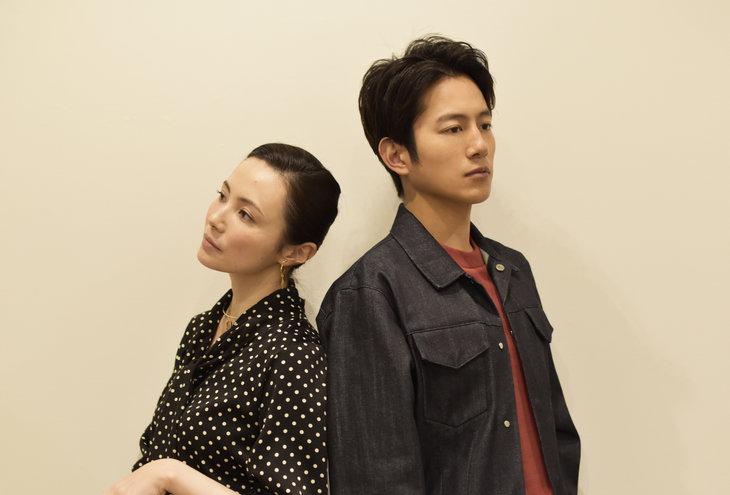 ミムラ×溝端淳平、ふたり芝居『家族熱』インタビュー
