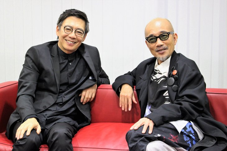 竹生企画『火星の二人』竹中直人×生瀬勝久インタビュー