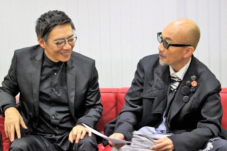 竹生企画『火星の二人』竹中直人×生瀬勝久インタビュー_2