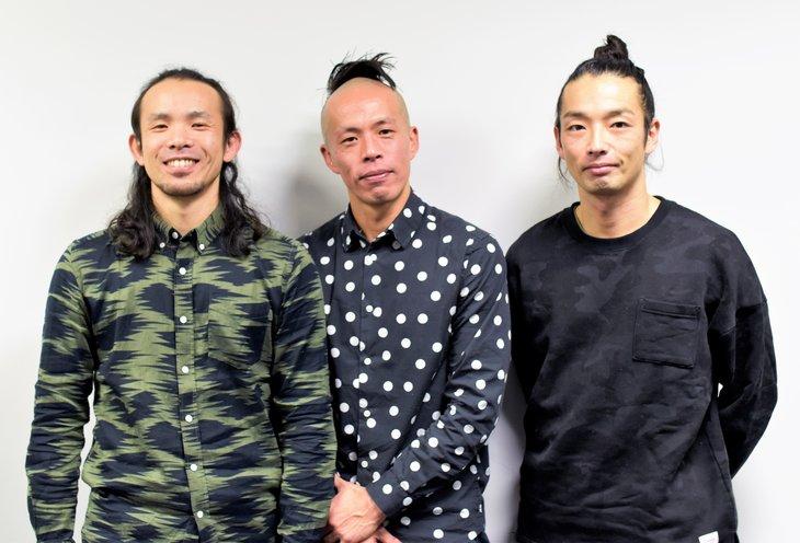 大植真太郎×森山未來×平原慎太郎『談ス』インタビュー