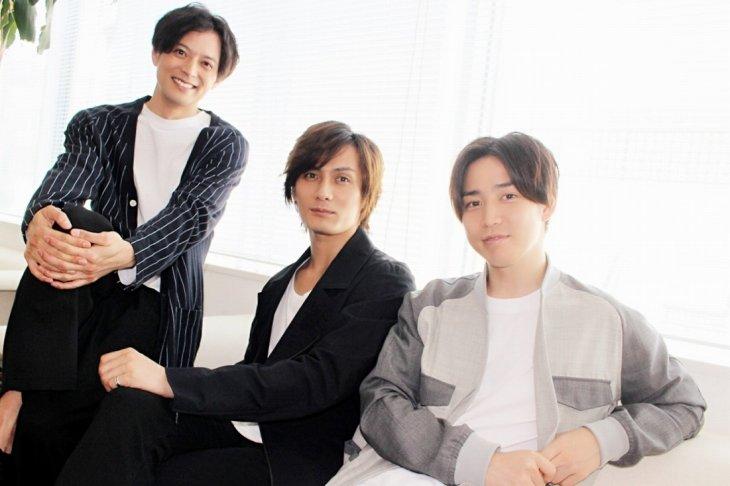 project K『僕らの未来』加藤和樹×鎌苅健太×河合龍之介インタビュー