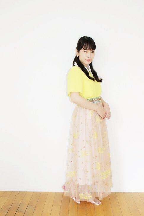 『カレフォン』川栄李奈インタビュー_4