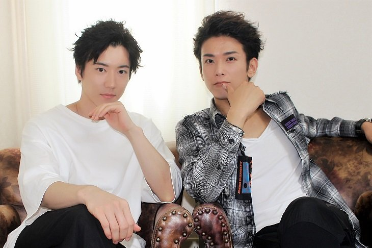 『Like A』room[002]平牧 仁×石賀和輝インタビュー