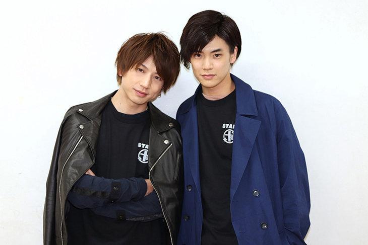 「忍ミュ」第10弾 秋沢健太朗×反橋宗一郎インタビュー「は組の相棒はこの人しかいない」