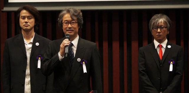 【動画】スタジオライフ創立30周年記念製作発表<2>開幕~ご挨拶編