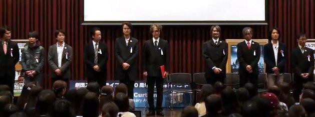 【動画】スタジオライフ創立30周年記念製作発表<6>フォトセッション~閉幕編