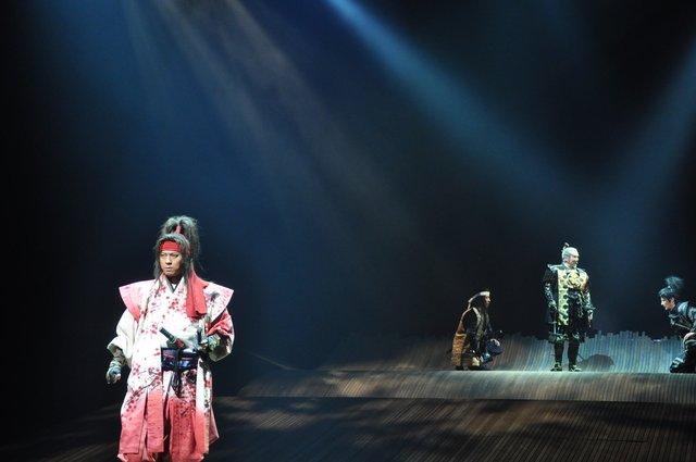 【動画】舞台『真田十勇士』初日直前!囲み会見