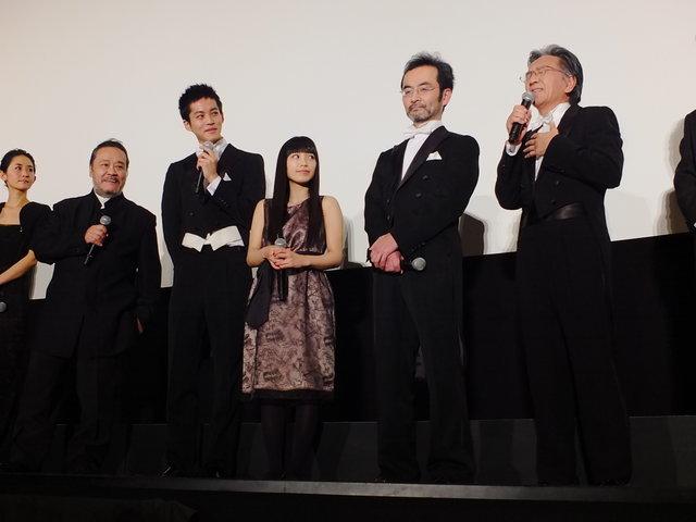 【動画】松坂桃李らキャストに大歓声!映画『マエストロ!』初日舞台挨拶<1>