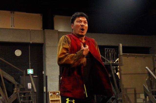 ミュージカル『レ・ミゼラブル』公開稽古