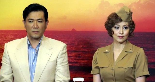 【動画】藤原紀香の水着姿にご注目!ミュージカル『南太平洋』製作発表<2>