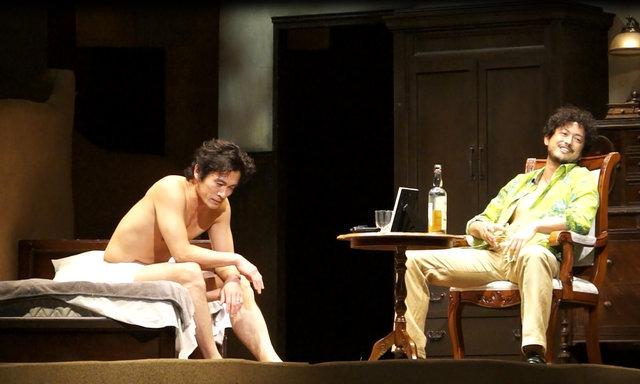 【動画】男と女、男と男が心と身体でぶつかりあう!舞台『禁断の裸体』ゲネプロ