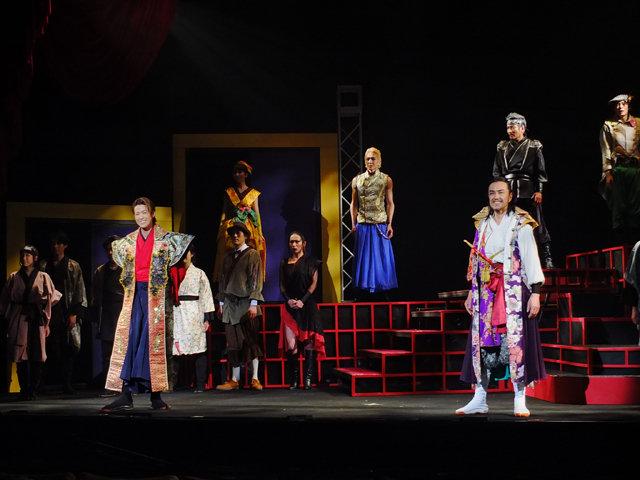 【動画】ジャンク歌舞伎『SHUNPU Gaiden~春風外伝~』公開ゲネプロ