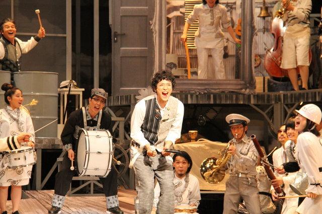 【動画】観客も全員参加!つながる音楽劇『麦ふみクーツェ』公開ゲネプロ