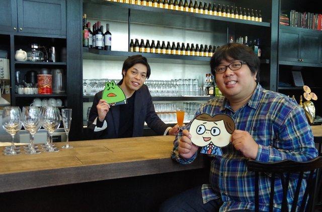 【動画】石田剛太&諏訪雅(ヨーロッパ企画)からメッセージ!『キョートカクテル 2』