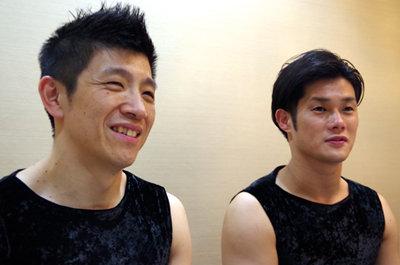 【動画】鼓童『打男 DADAN 2015』船橋裕一郎・坂本雅幸からメッセージ