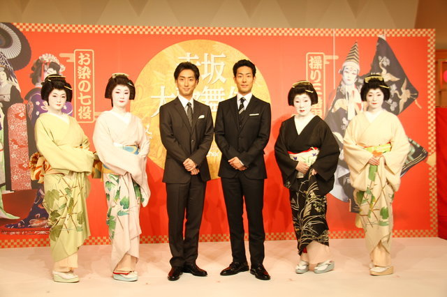 【動画】「いよっ!中村屋!」芸能の街・赤坂で華を咲かせる『赤坂大歌舞伎』製作発表