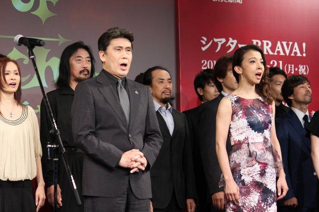【動画】これぞ46年モノの歌声! 『ラ・マンチャの男』製作発表ー歌唱編ー