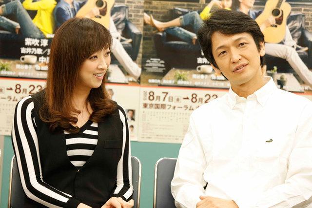 【動画】岡田浩暉が持ってきた「ヘンなもの」とは!?『グッバイ・ガール』記者会見<2>