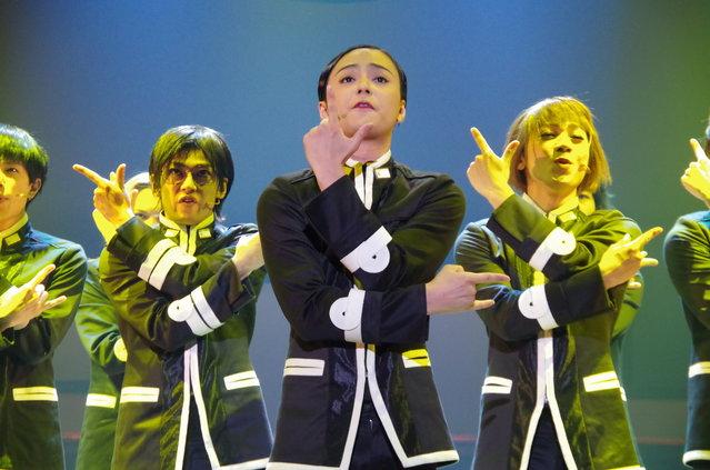【動画】ついに開國!【第二章】學蘭歌劇『帝一の國-決戦のマイムマイム-』 ゲネプロ