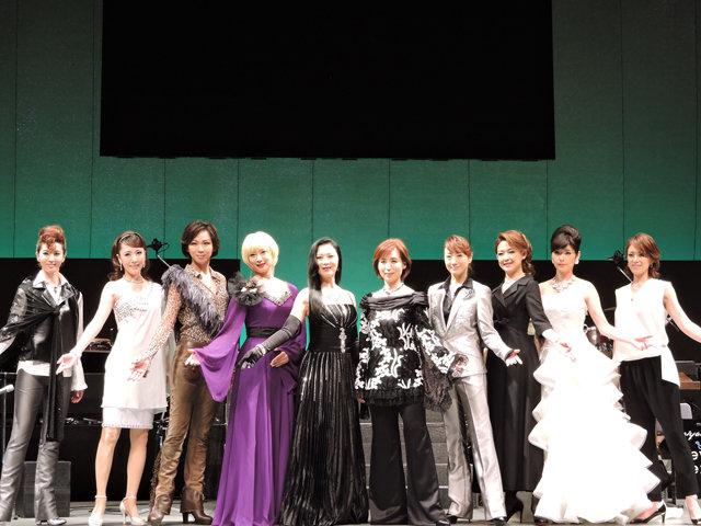 【動画】先輩から後輩まで大集合!「麗人 REIJIN-Showa Era-」CD発売記念コンサート会見