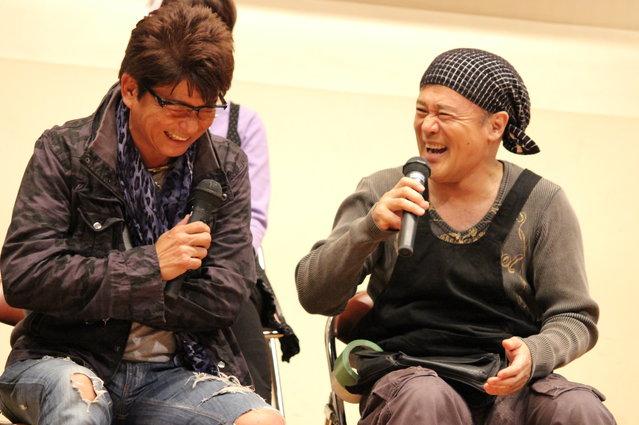 【動画】橋本じゅん「翔さんと僕は心の叫びを!」ミュージカル『HEADS UP!』記者会見<1>