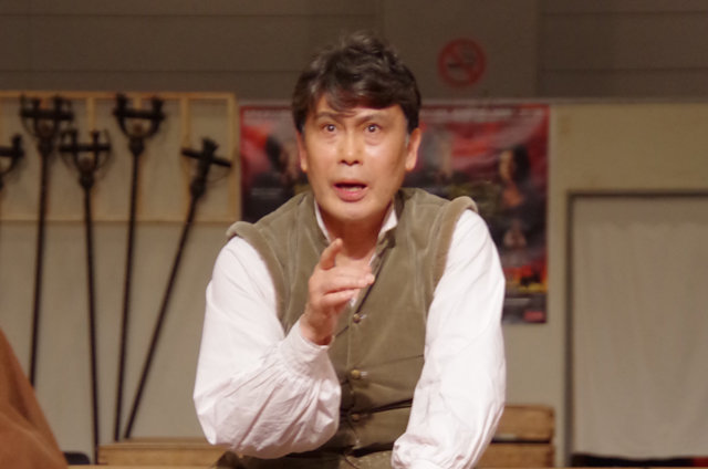 【動画】圧巻の歌と演技!松本幸四郎『ラ・マンチャの男』公開稽古をチラっと見せ!
