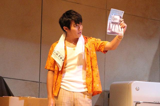 【動画】3つの時代を鮮やかに駆け抜ける!『虹とマーブル』公開舞台稽古